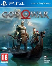 God Of War - Ps4 (Playstation 4) - Engelse Cover