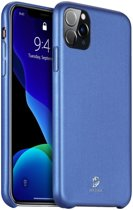 Dux Ducis Skin Lite Series Apple iPhone 11 Pro Max Hoesje Blauw