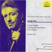 Trios (Joseph Haydn, Ludwig Van Beethoven,