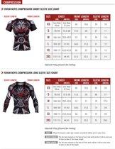 Venum Nogi 2.0 Rashguard -Short Sleeves- Black / Blue-XL