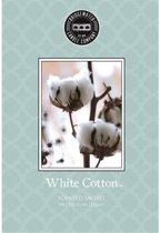 Bridgewater White Cotton - Geurzakje