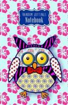 Random Jottings Notebook- tizzy