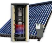 1000L hygiëne zonneboiler set (120HP) met (vloer)verwarming- en tapwaterondersteuning