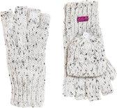 Superdry Handschoenen - Maat One size  - Vrouwen - grijs/zwart