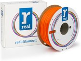 REAL Filament PLA fluoriserend oranje 1.75mm (1kg)