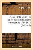 Notes Sur Le Japon