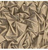 Faux Semblant glitterstof goud behang (vliesbehang, goud)