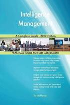 Intelligence Management A Complete Guide - 2019 Edition