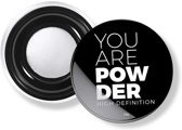 You Are Cosmetics High Definition Powder Clear #30601