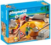 Playmobil Compact Set Bouw - 4138