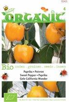 Buzzy® Organic Paprika gele California Wonder (BIO)