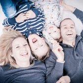 Gezin fotoshoot + 30x40 afdruk cadeaubon. Op meerdere locaties in Nederland
