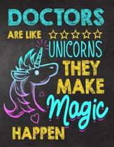 Doctors are like Unicorns They make Magic Happen