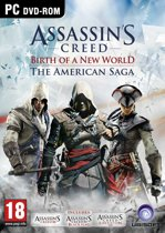 Assassins Creed - The American Saga - Windows