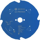 BOSCH 2608644121 Cirkelzaagblad Expert Fiber Cement vezelbeton 160x20 - 4 tanden