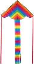 Dragon Fly Staartvlieger - Regenboog - Geel/Groen/Blauw/Paars/Rood