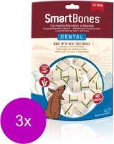 Smartbones Classic Bone Chews Dental - Hondensnacks - 3 x Mini