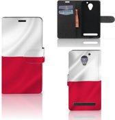 Bookstyle Case Lenovo C2 Power Polen
