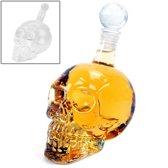 Crystal Skull fles voor wodka & Whiskey & bier likeur & rode wijn & andere drank  1000ML