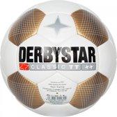 Derbystar Classic TT - Voetbal - 5 - Wit / Goud