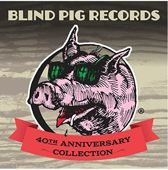 Blind Pig Records 40th Anniversary
