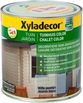 Xyladecor Tuinhuis Color - Houtbeits - Jasmijn - Mat - 1L