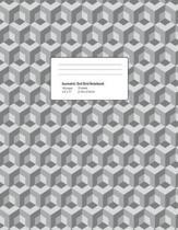 Isometric Dot Grid Notebook