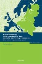 Het groene gras - Formalisering/informalisering van sociale controleprocessen