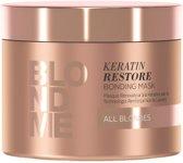 Schwarzkopf Blonde Me keratin restore bonding mask all blondes 200 ml