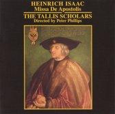 Isaac: Missa De Apostolis And Motets