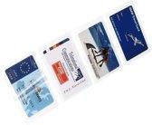 Hama Lamineer Folie Visitekaart - 100 stuks / Transparant
