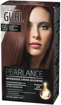 Guhl Intensieve Crèmekleuring 55 Warmroodbruin - Haarverf