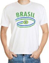 Brasil t-shirt voor heren L