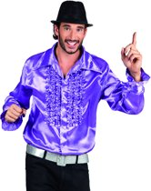 Party shirt Paars - Maat M