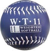 Covee/Diamond Verzwaarde Softbal: 11 ounce
