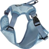 Hurtta cooling harness blue, 80-100 cm.