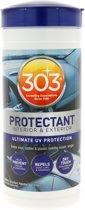 303 Automotive Protectant Wipes