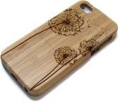 Houten iphone 7 hoesje - bamboe