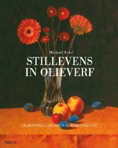 Stilleven in olieverf