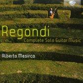 Regondi; Complete Solo Guitar Music