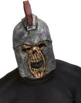 Integraal skelet masker Romeinse soldaat volwassenen Halloween masker - Verkleedmasker - One size