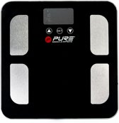 Pure2Improve BMI personen weegschaal - met vetmeting - body-mass