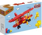 BanBao Snoopy Rode Vliegtuig-7523