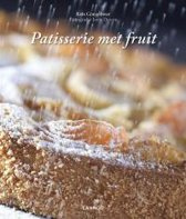 Patisserie met fruit