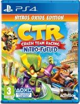 Crash Team Racing Nitro-Fueled - Nitros Oxide Edition -PS4