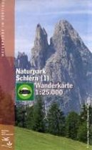 Tabacco Wandern 1 : 25 000 Naturpark Schlern (1)