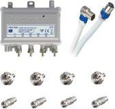 Technetix FRA752  Antenneversterker met installatiepakket