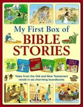 My First Box of Bible Stories