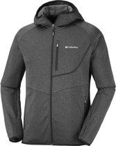 Columbia Drammen Point Hooded Fleece Vest - Heren - Black