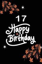 17 happy birthday